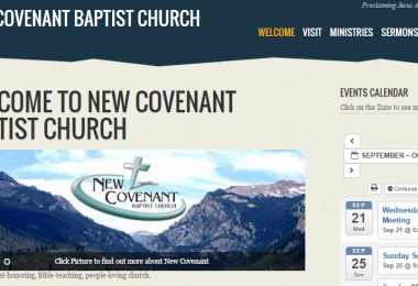 New Covenant Baptist Church in Grand Junction, CO
