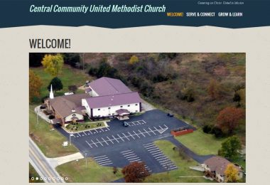 Central Community United Methodist Church in Shell Knob, MO