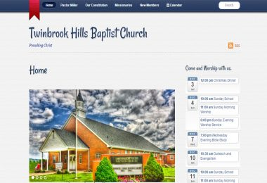 Twinbrook Hills Baptist Church in Hamilton, OH