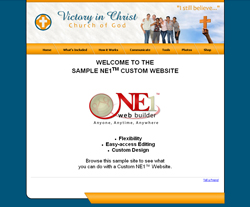 Sample NE1 Website