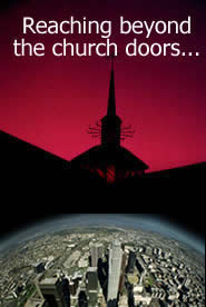 Reaching beyond the church doors