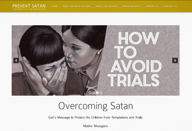 Prevent Satan in Uganda, AF