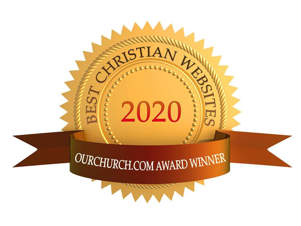 Congrats Two Edges Of The Sword, Spokane, WA – Best Christian Websites Award Winner!