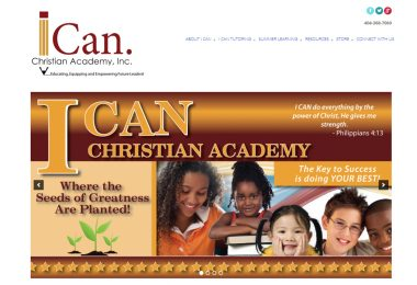 ICan Christian Academy in Clarkdale, GA
