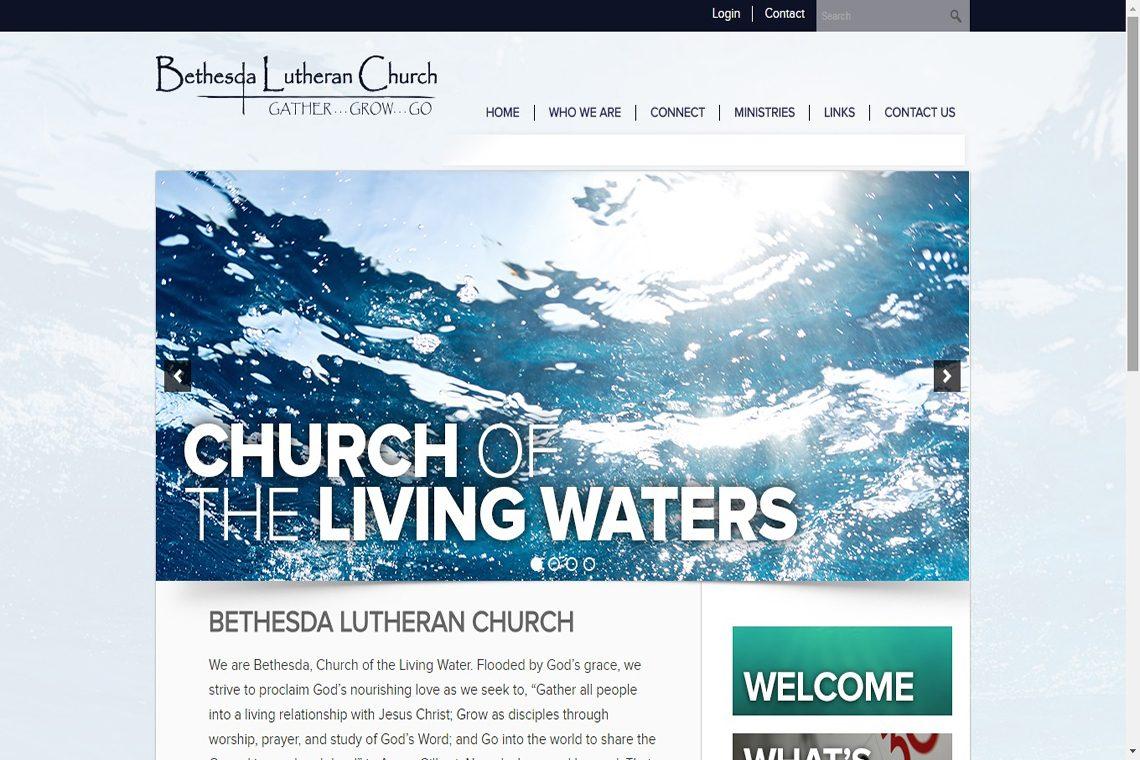 Bethesda Lutheran Church in Ames, IA