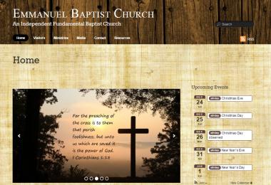 Emmanuel Baptist Church Jacksonville, TX
