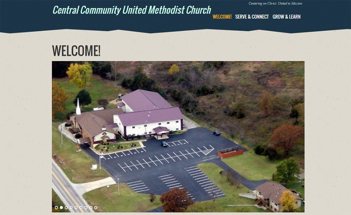 Central Community United Methodist Church in Shell Knob, MO