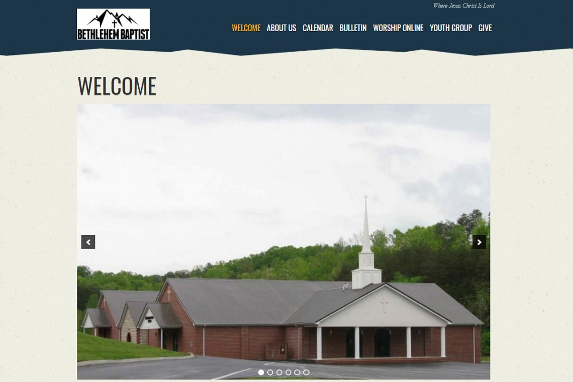 Bethlehem Baptist Church in Madisonville, TN