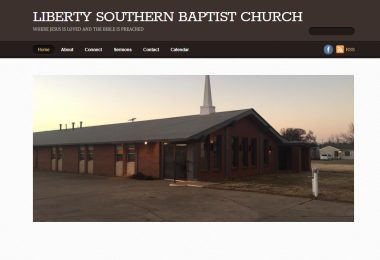 Liberty Southern Baptist Church in Enid, OK