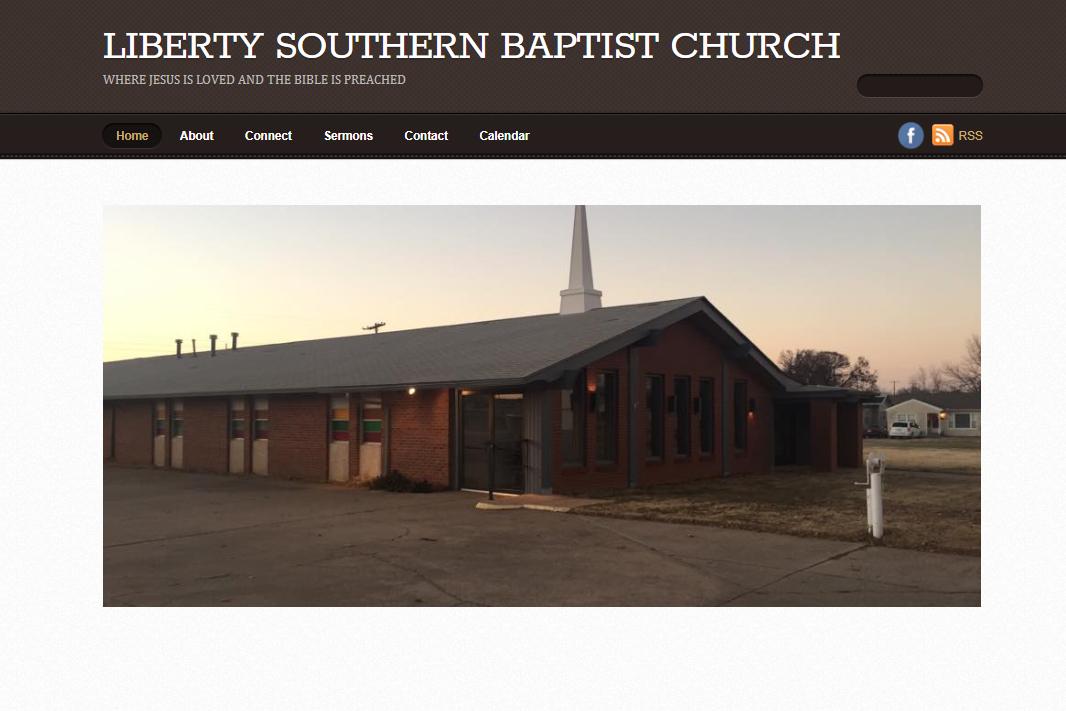 Liberty Southern Baptist Church in Enid, OK