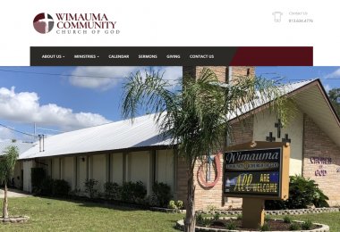 Wimauma Community Church of God in Wimauma, FL