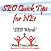 SEO Quick Tips for NE1: SEO Words