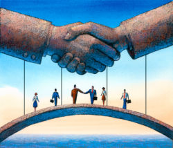 bridge people
