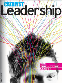 catalyst leadership magazine