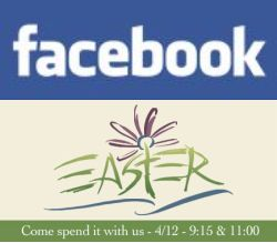 Facebook Events for Easter
