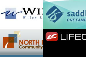 Willow Creek, Saddleback, North Point, LifeChcurch