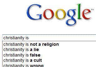 Google Christianity Is