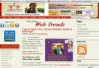 Christian Web Trends