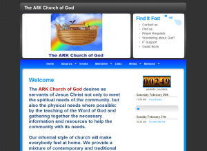 The ARK Church of God