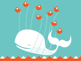 Twitter fail whale - pet peeves