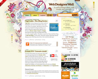 web design art