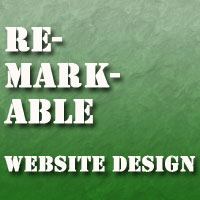 Remarkable Web Design