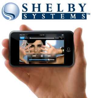 shelby systems win ipod touch