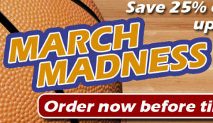 march madness web hosting sale