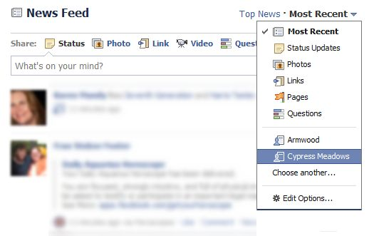 how to check list of close friends on facebook