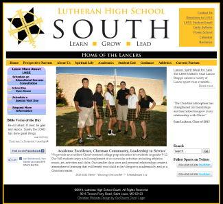 lutheran high school south