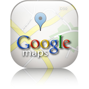 Image result for search google map logo