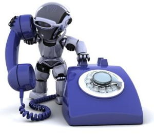 church automated voice messaging