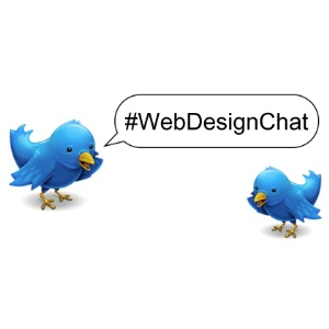 WebDesignChat - Twitter chat about web design