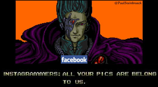 Instagrammers: All Your Pics Are Belong To Us
