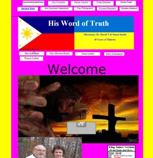 worst church website