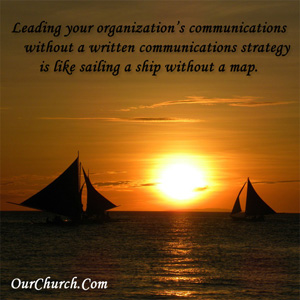 Communications strategy quote