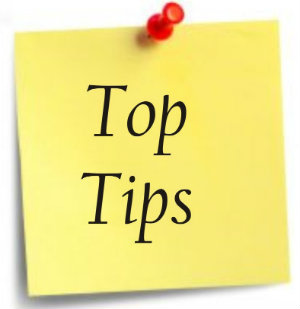 top tips church social media