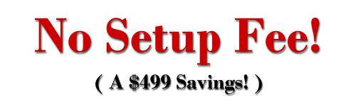 No-setup-fee