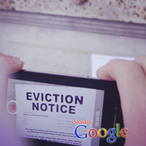 Google-Eviction