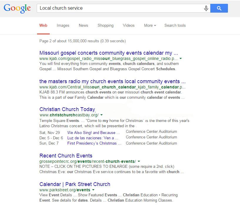 churchsearch