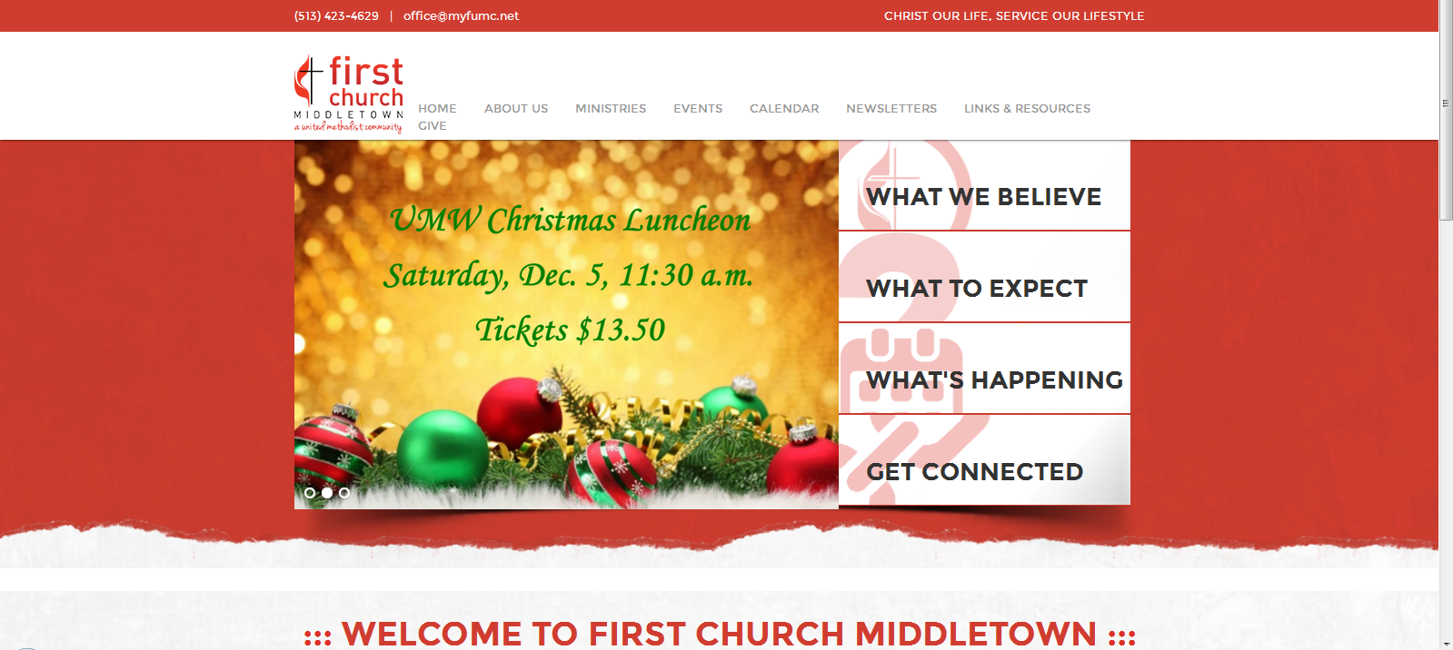 FUMC_MiddletownScreenShot
