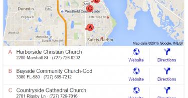 google-local-rankings