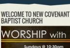 WP-EZ Website: New Covenant Baptist Church, Grand Junction, CO