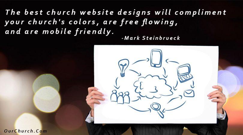 the best church website builder designs christian web trends blog