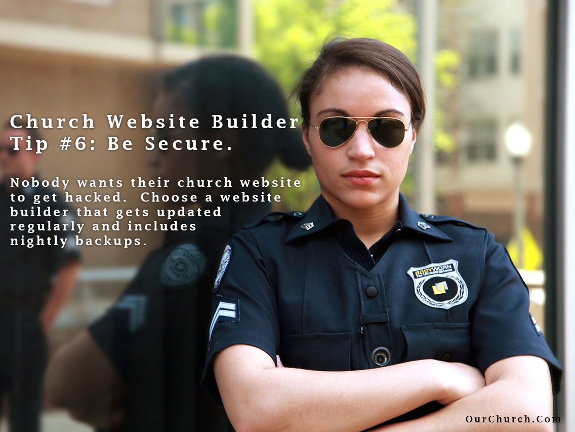 Church-Website-Builder-Tip-6-secure