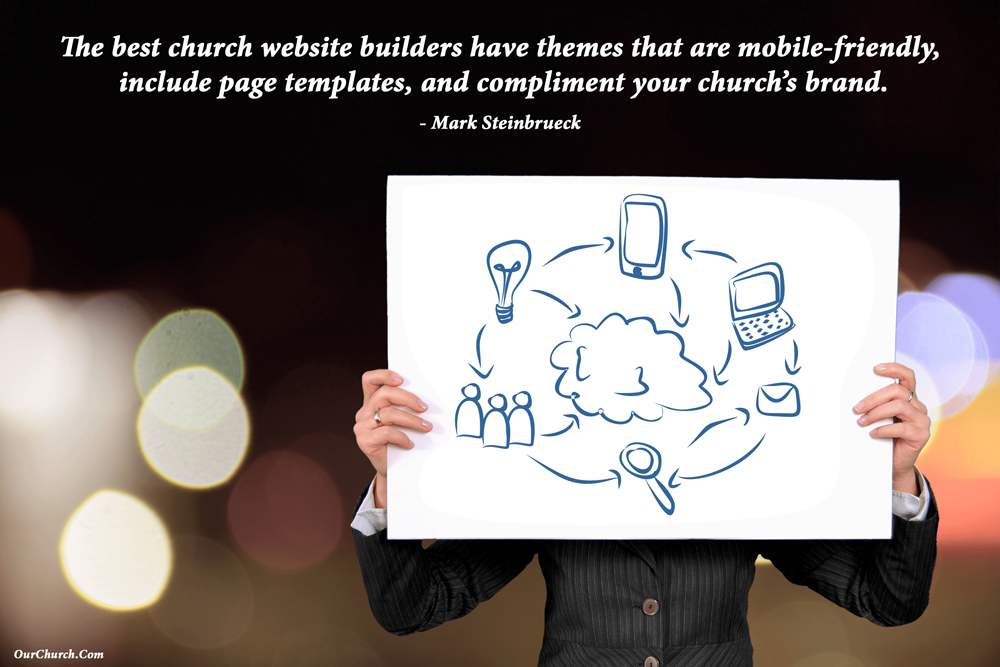 Church Website Builder Themes
