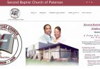 second baptist church Patterson, NJ