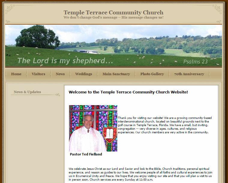 church-website-primarily-text