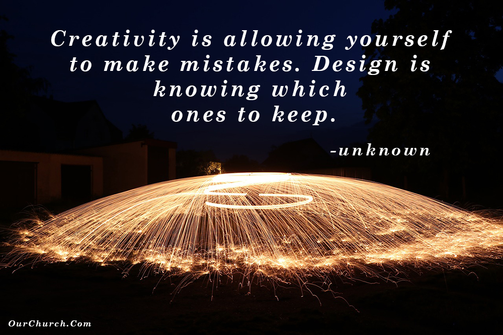 quote-ourchurch-creativity-is-allowing-yourself-to