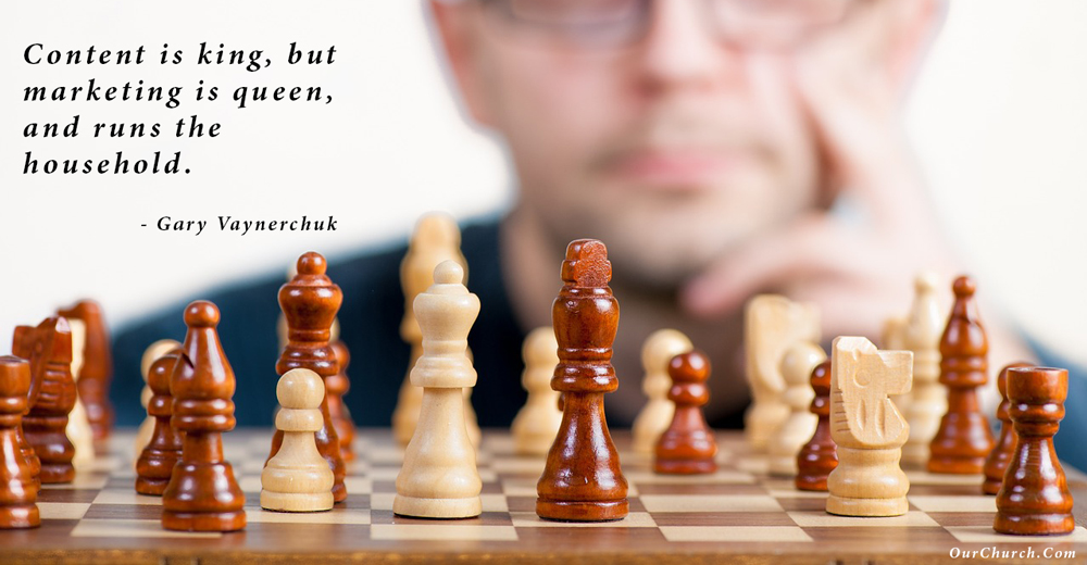 quote-ourchurch-content-is-king-but-queen
